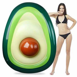 Avocado Pool Raft