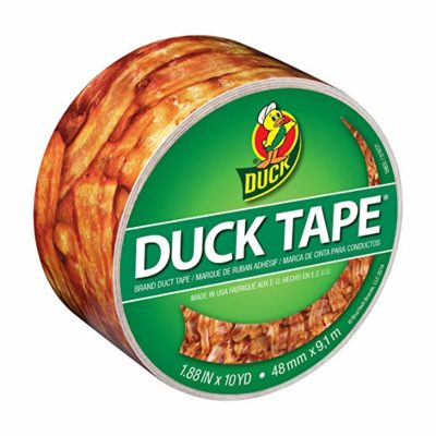 Bacon-Print Duct Tape