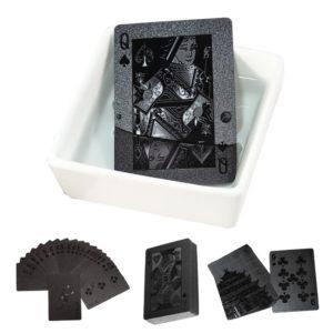 Black Diamond Playing Cards