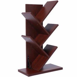 Unique Bookcase Tree