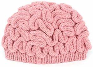 Knit Brain Beanie