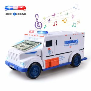 Brinks Armored Car Bank