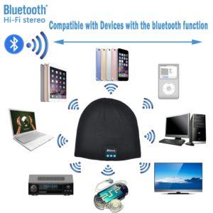 Bluetooth Beanier