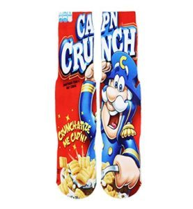 Cap'n Crunch Socks