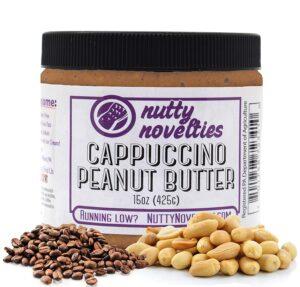 Cappuccino Peanut Butter