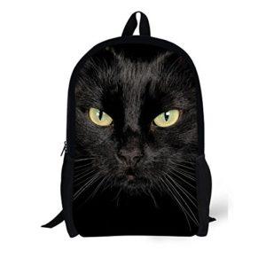 Black Cat Backpack