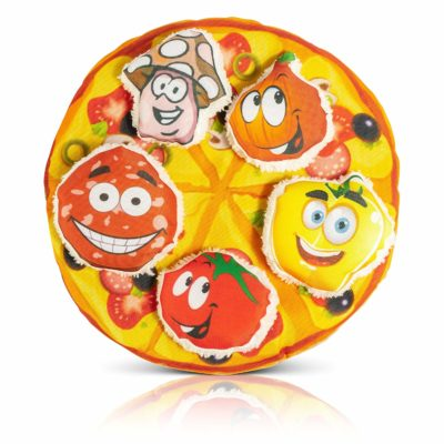 Pizza Play Toy for Cats