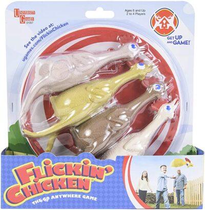 Chicken Lawn Darts Game