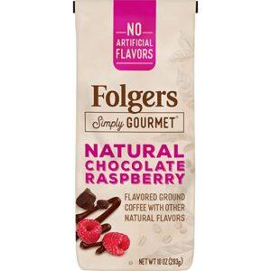 Folger's Chocolate Raspberry Coffee
