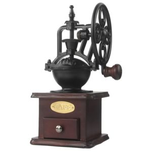 Antique-Style Manual Coffee Grinder
