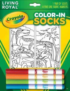 Coloring Socks