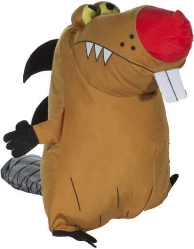 Angry Beavers Daggett Plush
