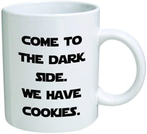 Dark Side with Cookies