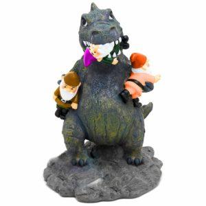 Dinosaur Garden Gnome