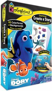 Finding Dory Colorforms Set