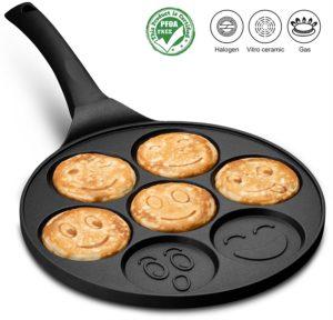 Emoji Pancake Griddle