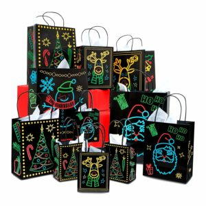 Glow in the Dark Gift Bags