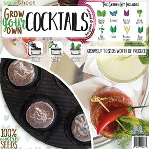 Grow Your Own Cocktails