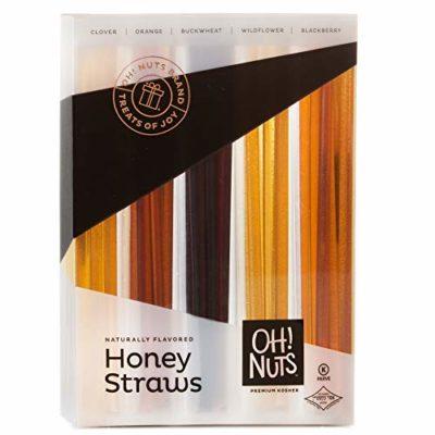 Honey Sipping Straws
