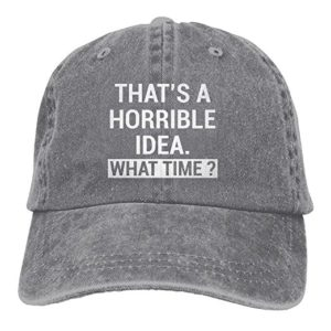 Horrible Idea Hat