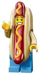 Lego Mini Hot Dog Man