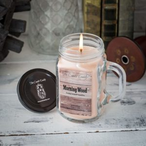 Morning Wood Candle