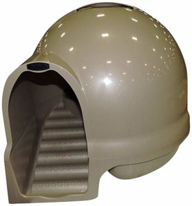 Domed Litter Box