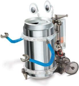 Aluminum Can Robot