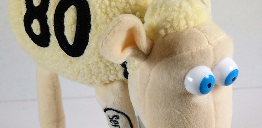 Serta Sheep Collectible