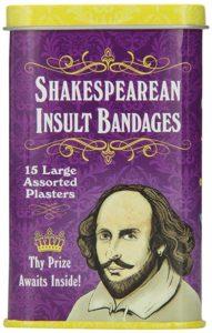 Shakespeare Bandages