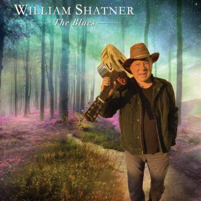 Wiliiam Shatner Blues Album