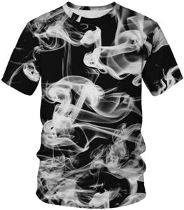 Smoke 3D TShirt