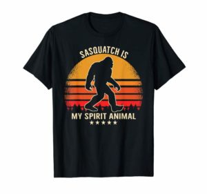 Sasquatch is My Spirit Animal