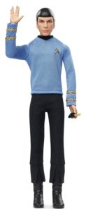 Spock Collectible Doll