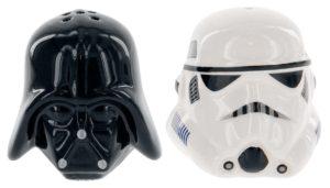 Star Wars Salt & Pepper Shakers