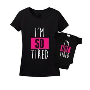 Mom & Baby Shirts