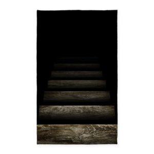 Trapdoor Creepy Stairs Rug