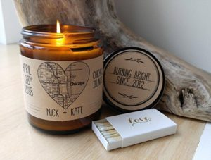 Relationship Candle