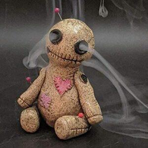 Voodoo Doll Incense Burner