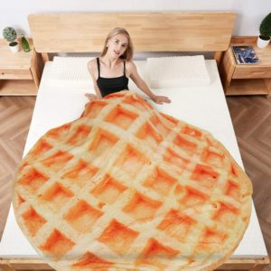 Waffle Blanker