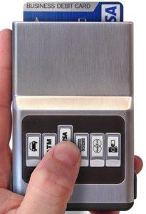 Push Button Wallet