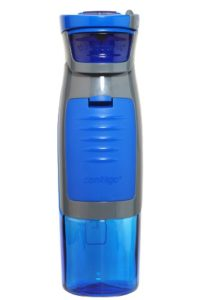Water Bottle with Storage