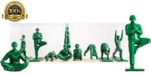Yoga Joe Green Army Toys