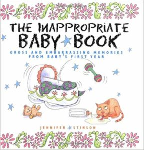 Inappropriate Baby Book
