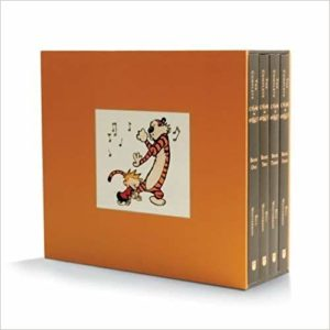 The Complete Calvin & Hobbes Series