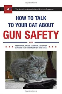Cats and Gun Safety