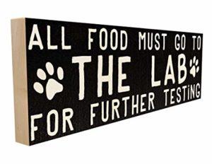 Labrador Sign