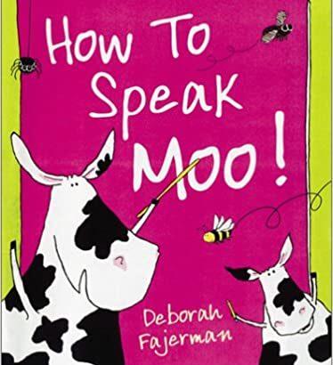 How to Speak Moo Book