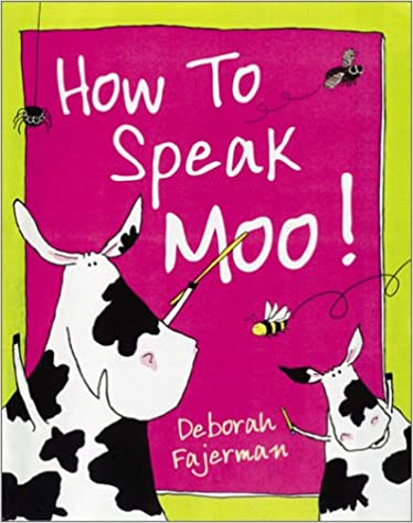 How to Speak Moo Book