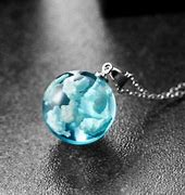 Sky/Cloud Necklace